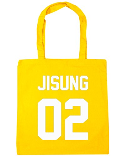 hippowarehouse-jisung-02-printed-on-the-back-tote-shopping-gym-beach-bag-42cm-x38cm-10-litres