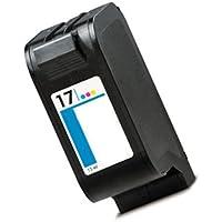 Rigenerate per HP 17 / C6625A Cartuccia d'inchiostro per Stampanti HP DeskJet 840C / DeskJet 845C / DeskJet 843C / DeskJet 816C / DeskJet 825C