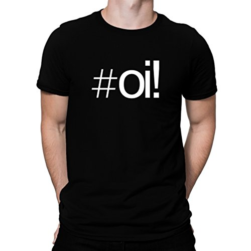 Maglietta Hashtag Oi!