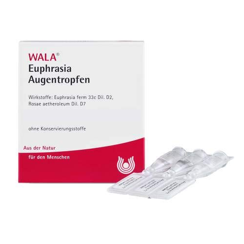 Euphrasia Augentropfen 30X0.5 ml -