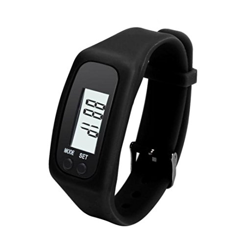 41GnXAeS%2B5L. SS500  - Toamen Best Fitness Tracker, Activity Tracker, Pedometer, Step Counter, Distance, Calorie Counter. Used for Walking or…