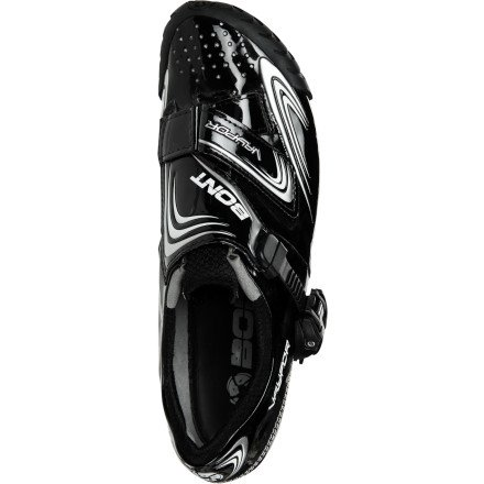 Bont Vaypor - Chaussures - noir 2016 chaussures vtt shimano Noir