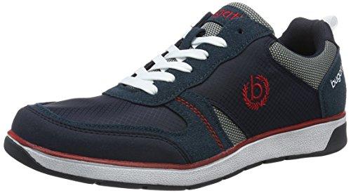 bugatti-herren-k14116n6-sneakers-blau-navy-423-43-eu