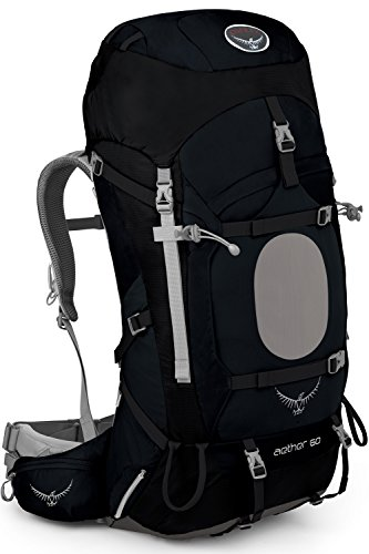 Osprey Herren Aether 60 Backpack Midnight Blue