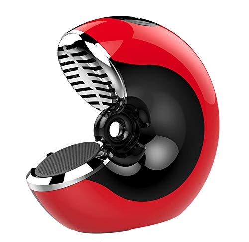 Bluetooth Lautsprecher Kleine Schnecke Drahtlose Kreative Lautsprecherkarte Subwoofer Outdoor-Lautsprecher -