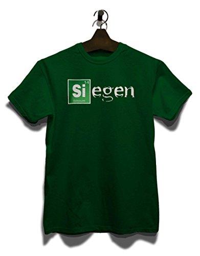 Siegen T-Shirt Dunkel Grün