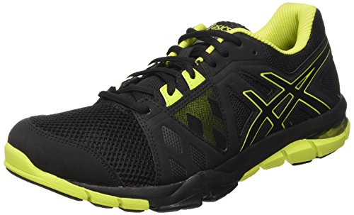 ASICS - Gel-craze Tr 3, Zapatillas De Deporte Para Exterior Hombre, Negro (black/onyx/lime 9099), 42.5 EU