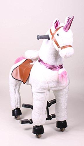 Galoppo-Spielzeug-Einhorn-zum-Reiten-fr-Kinder