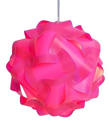 Excerando Puzzle lámpara/Puzzle IQ Tulipa de...