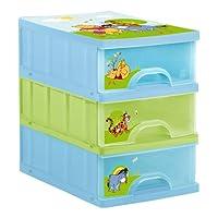 OKT 222099D Schubladenbox Winnie Puuh & Freunde