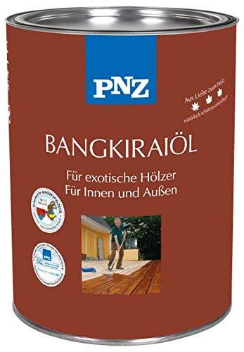 PNZ Bangkirai-Öl, Gebinde:2.5L, Farbe:bangkirai naturgetönt