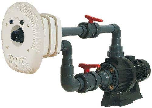 Steinbach Gegenstromanlage, Set Marlin 750 l/min, weiß, 1 L, 018201