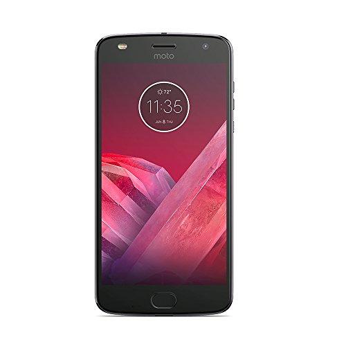 "Motorola Moto Z2 Play 5.5"" 4G 3GB 64GB 3000mAh Negro - Smartphone (14 cm (5.5""), 64 GB, 12 MP, Android, 7.1.1 Nougat, Negro)"