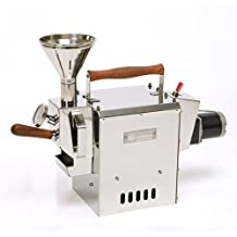 KALDI WIDE size (300g) Home Coffee Roaster Motorize Type Full Package Including Thermometer,