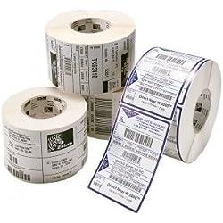 Zebra Z-Perform 1000D - Etiquetas de impresora (Permanent Adhesive, Papel, Térmica directa, 102mm x 152mm)