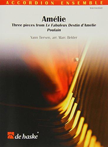 Amelie par Yann Tiersen