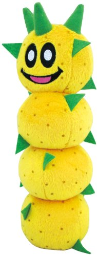 Super Mario - Pokey Plush - Little Buddy - 23cm 9""