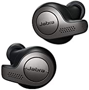 Jabra Elite 65t – True Wireless In-ear Kopfhörer mit Passive Noise Cancellation – Mit 4 Mikrofon-Technologie –