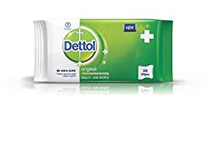 Dettol Multi-Use Wipes 30's