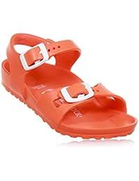 455e0beb1 Naranja - Sandalias de vestir   Zapatos para niña ... - Amazon.es