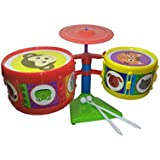 VSHINE Jazz Drum Musical Beat Drum Set For Kids