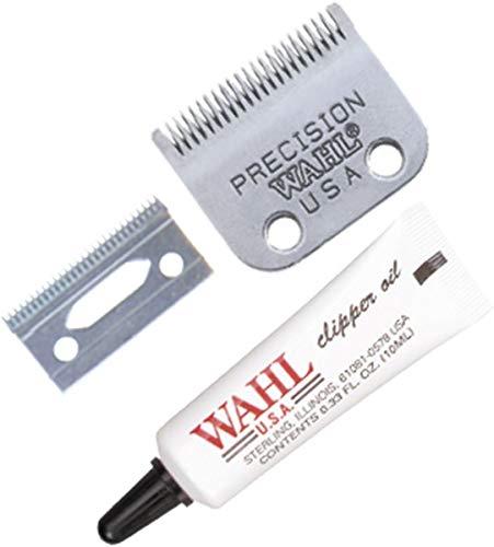 Wahl Hair Clipper Blade Set & Oil - accesorios para cortar barba y pelo