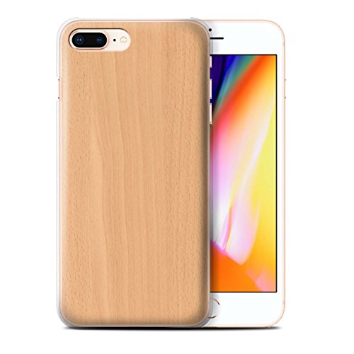 STUFF4 Phone Case / Cover for Apple iPhone 6S / Walnut Design / Wood Grain Effect/Pattern Collection Hêtre