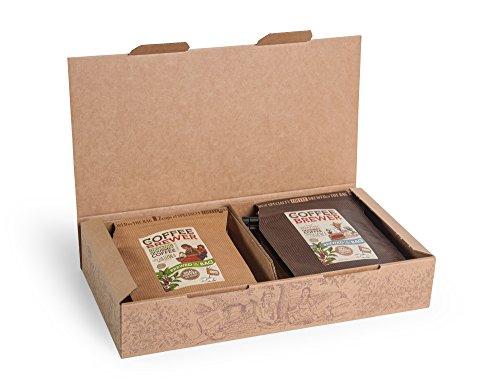 Growers Cup Coffeebrewer Kaffee Geschenk Box 10stk Sortiment