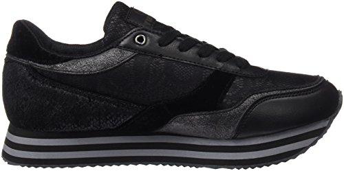 YUMAS Charlize, Chaussures Classiques Femme Noir