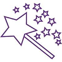 Stars Self inking teacher reward stamp X12134 by Teacher Stamps