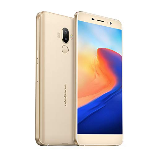Wifi 3g Smartphone (Ulefone S8 Dual SIM 3G Smartphone ohne Vertrag (5.3 Zoll HD Display, 2GB RAM + 16GB Interner Speicher(64GB erweiterbar), Android 7.0, Dual Hauptkamera 13MP+5MP, WiFi) Gold)