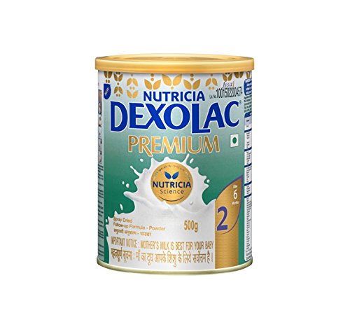 Dexolac Premium 2 Follow Up Formula – 500 g