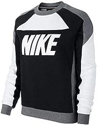 super popular 9710d 8c393 Nike Damen Sweatshirt W NSW Crew FLC Cb