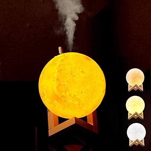 Lunar-Luftbefeuchter, USB-Nachttischlampe mit Nachtanschluß, neuer Mini-Luftbefeuchter