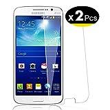 NEW'C Verre Trempé pour Samsung Galaxy Grand 2,[Pack de 2] Film Protection écran -...