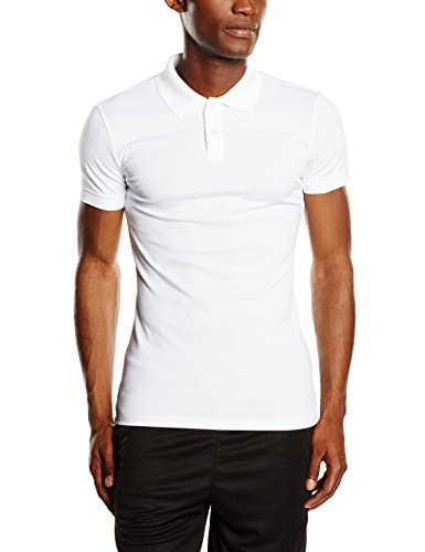 Trigema Herren Poloshirt Weiß (weiss 001)