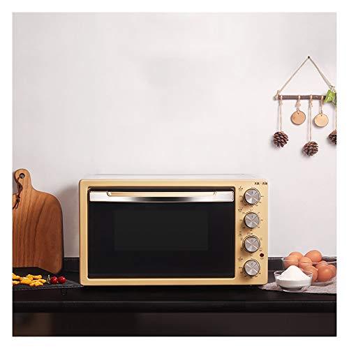 HARDY-YI Backöfen-Inklusive Grillrost und Backblech Mini-Ofen mit Grill Liter 42 Liter Toaster-Ofen für schnelle Heizung , Kochfunktionen