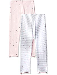 Girls' Clothing (newborn-5t) Bottoms Baby Gap Girl Toddler Leggings Pants Ballerina Pink White Size 5 Years Nwt High Resilience