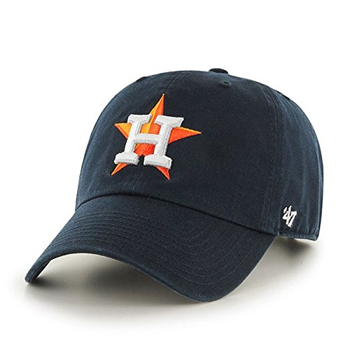 houston-astros-47-brand-mlb-clean-up-adjustable-hat-chapeau-navy