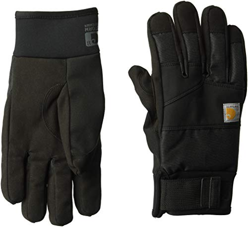 Carhartt Men's Stoker Glove, Black, XL -
