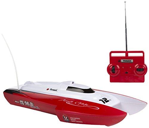 Unbekannt Colorbaby–Ferngesteuertes Motorboot Rot