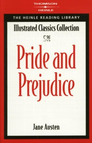 Pride and Prejudice (Heinle Reading Library: Illustrated Classics Collection) by Jane Austen (2003-03-01)