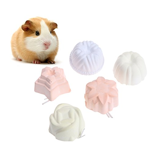Price comparison product image Autone Pet Teeth Grinding Stone - Calcium Mineral Hamster Rabbit Rat Squirrel Chewing Toy