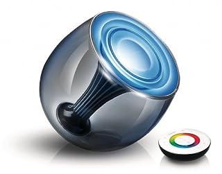 Philips LivingColors LED Gen 2 Noir Transparent Luminaire d'ambiance design télécommande incluse 6917130PH (B004FD031Y)   Amazon price tracker / tracking, Amazon price history charts, Amazon price watches, Amazon price drop alerts