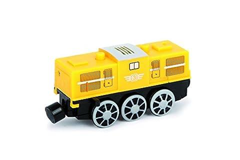 Small Foot Company - 8538 - Train Miniature - Locomotive Électrique