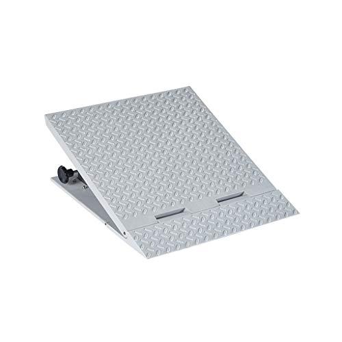 ChenB- Small Tools Pedale Passo Rampe di Sollevamento Regolabile Tipo Antiscivolo Bump Threshold Pad Ospedale Accesso portatori di Handicap Sedia a rotelle Altezza: 13.5-22CM Rubber Mat