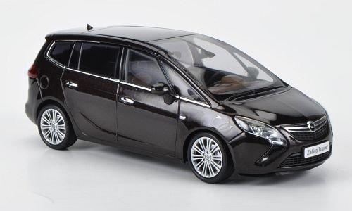Preisvergleich Produktbild Opel Zafira Tourer C, met.-braun , 2012, Modellauto, Fertigmodell, MotorArt 1:43