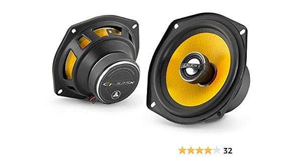Jl Audio C1 525x 13cm Koax Lautsprecher Auto