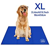 Best Cooling Pad For Dogs - Bravpet Cooling Mat,Pet Self cooling pad, Comfort Review