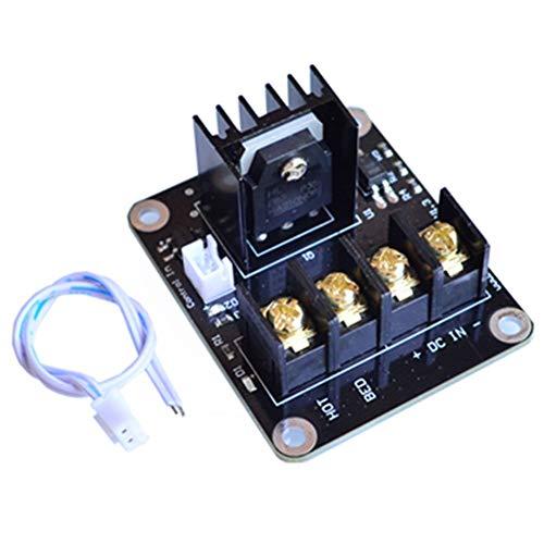 Yutongyi Drucker Power Module Tube Erweiterungskarte Hochstrom Beheiztes Bett-Leistungsmodul Für 3D Drucker Printer Kompatibel